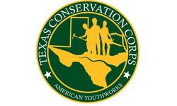 Texas Conservation Corps logo